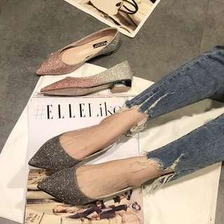 奢華平底鞋 flats shoes