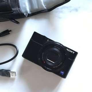 Sony Cyber-shot DSCRX100 Mark 1
