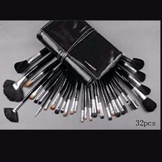 Make up brush MAC 32item