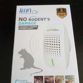 Rodent & Insect Repeller