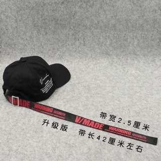 !Long strip Hiphop Baseball Cap!
