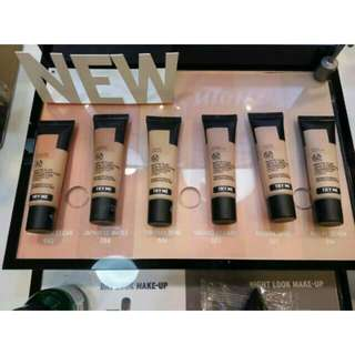 The body shop mate foundation