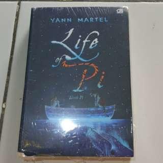 Novel life of pi