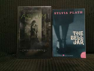 The Bell Jar and Asylum