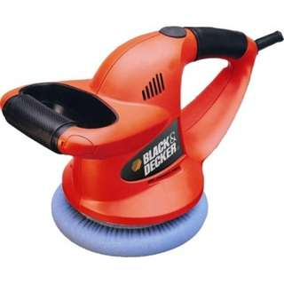 $10 rent 3 days - B&D Polisher/Waxer KP600 (6 inch pad)