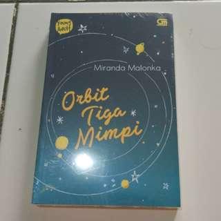 Novel orbit tiga mimpi