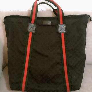 Gucci大側揹袋(100%真品)