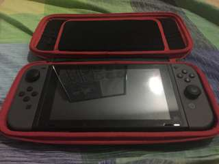 Nintendo Switch (Only used to finish Zelda)