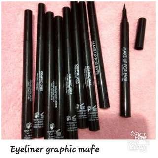 Eyeliner graphic mufe (spidol)