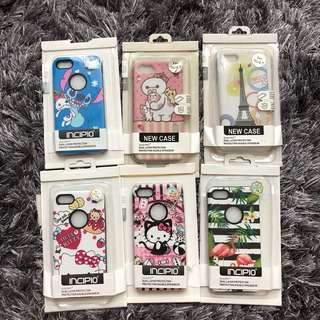 CARTOON CHARACTERS SHOCKPROOF CASE FOR IPHONE 7