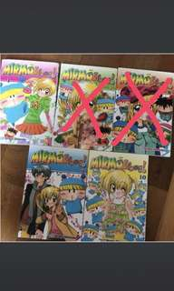 Mirmo Zibang comic manga book series