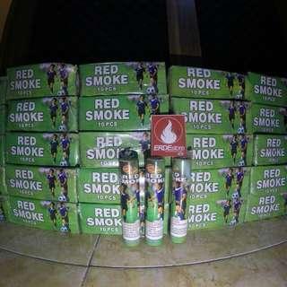 Red Smoke ( Smoke bomb )