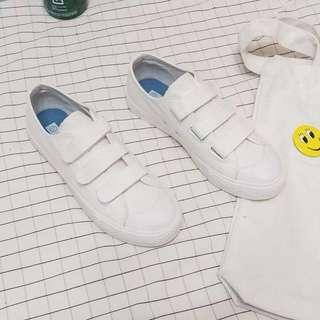 鞋櫃必備小白鞋