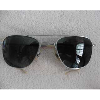 American Optical(AO) Sunglasses -Orginal Pilot made in USA.