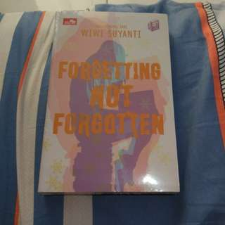 Novel forgetting not forgotten