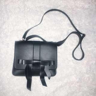 Big Bow Sling Bag