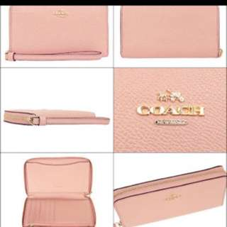Coach Wrist Wallet Free Shipping