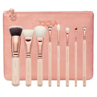 Zoeva inspired make up brushes