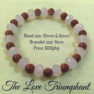 Gemstones Bracelets - The Love Triumphant