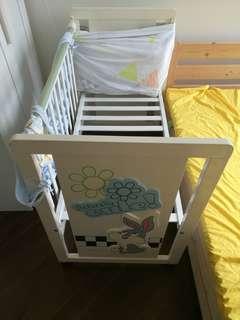 婴儿床儿童床BB床