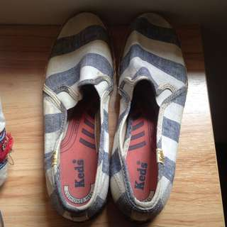 Authentic Keds Slip On Shoes