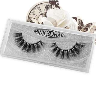 Mink 3D Hair
