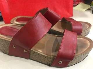 Fladeo wedges sandal