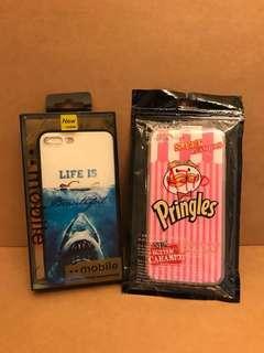 Iphone7 plus 鯊魚薯片手機殻