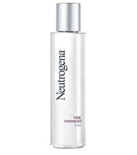 Neutrogena Fine Fairness Toner