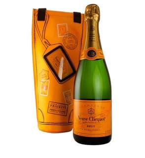 Veuve Clicquot NV Brut Champagne 🍾 with Cooler Bag