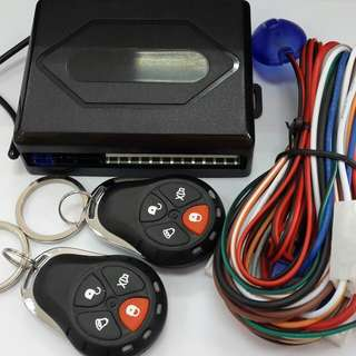 Keyless Entry Alarm System 13 Pin Alarm 1/2 set