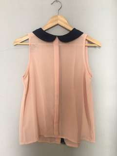 collar top salem