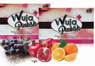 wuja pinkish