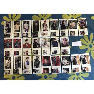 🎈WTS EXO Tao Postcards 🎈