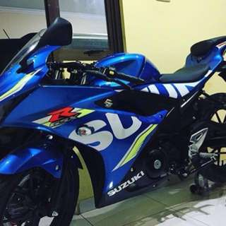Suzuki GSX-R150 (Like New) KM 50 (low KM)