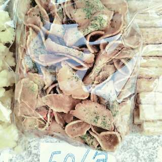 海苔蝴蝶餅