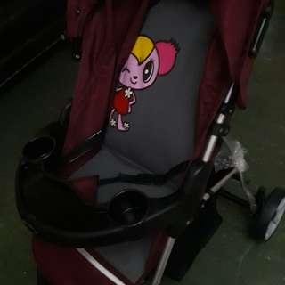 stroller ( 3 roda)