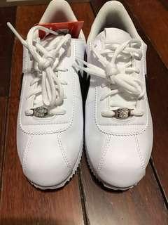 Nike 黑白阿甘鞋