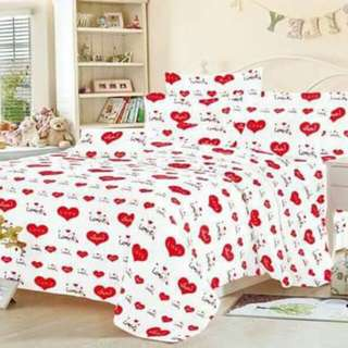 Us cotton bedsheet