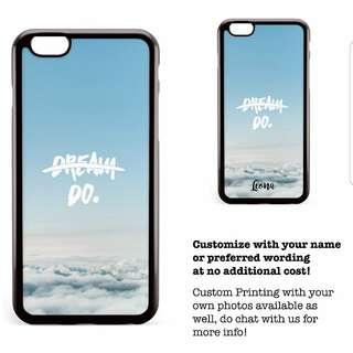 Motivational Phone Case