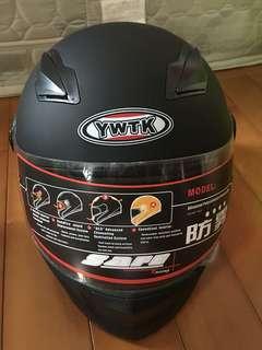YWTK 全罩式安全帽 防霧頭盔