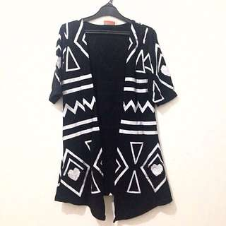 Outer Hitam Tribal