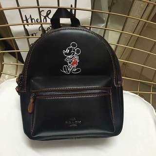 C o a c h. Backpack mickey edition
