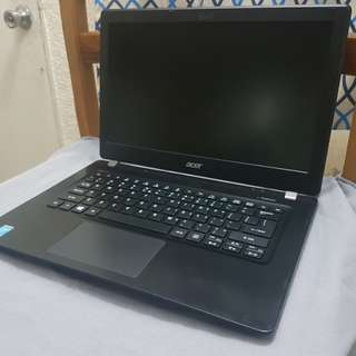 Gaming Acer Travelmate core i5 5thgen  500gb HDD 4GBRAM Windows 8 64bit
