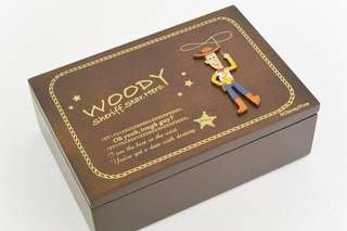 Toys Story Woody Jewelry Box反斗奇兵首飾盒