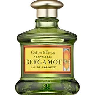 Crabtree & Evelyn Perfume - Neapolitan Bergamot 100ml