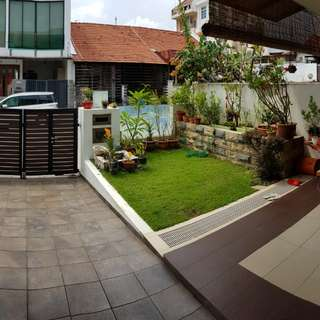 Terraced Hse Near Kovan MRT