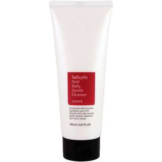 Corsx Salicylic acid daily gentle cleanser