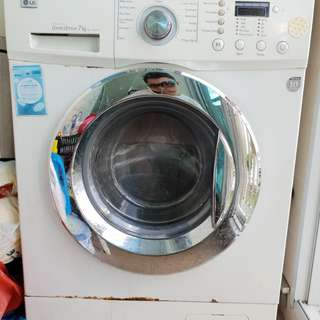 LG Inverter Direct Drive Washing Machine