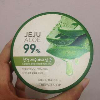 SHARE IN JAR jeju aloe vera by the face shop